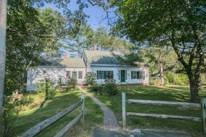 Secluded home on Intervale Rd