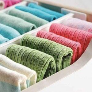 Marie Kondo Method for folding socks