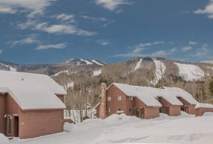 South Ridge Townhouse and views of Sunday River