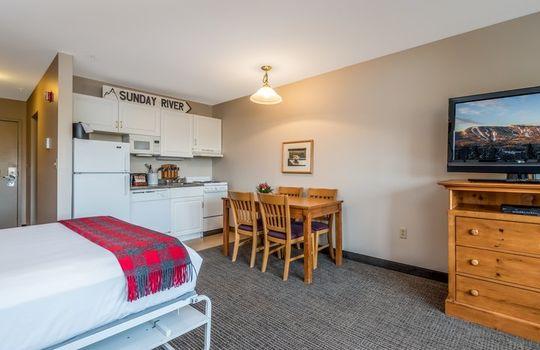 Jordan Hotel studio deluxe room