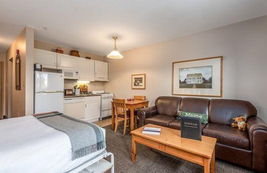 Jordan Hotel standard room