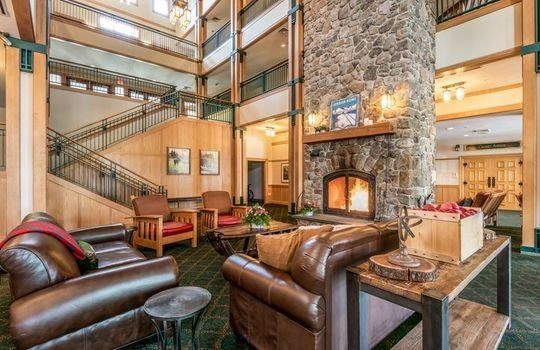 Jordan Hotel Lobby