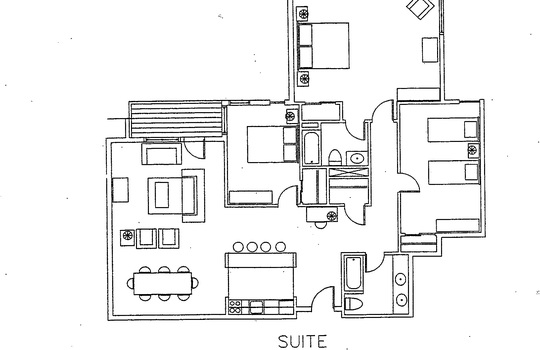 Unit 331 Floor Plan