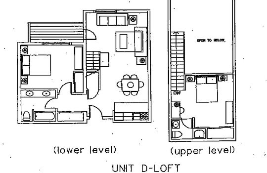 D Loft Floor Plan