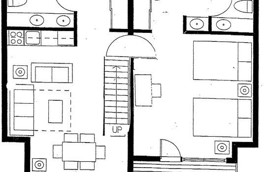 L-Loft Floor Plan