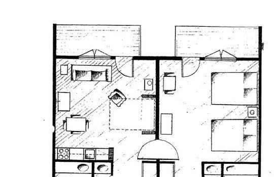 Unit Type E Floor Plan
