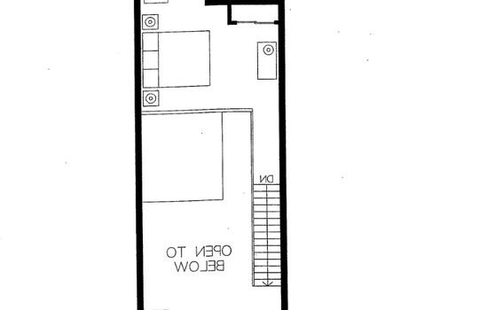 L-Loft Loft Floor Plan