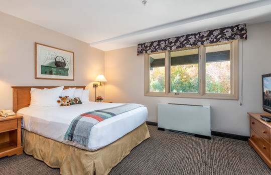 D-loft bedroom