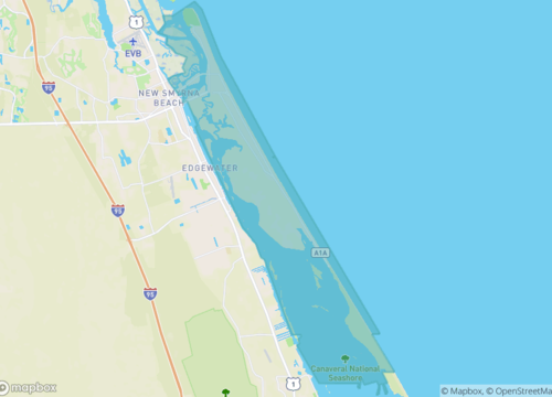 New Smyrna Beach, Beachside / Bethune Beach